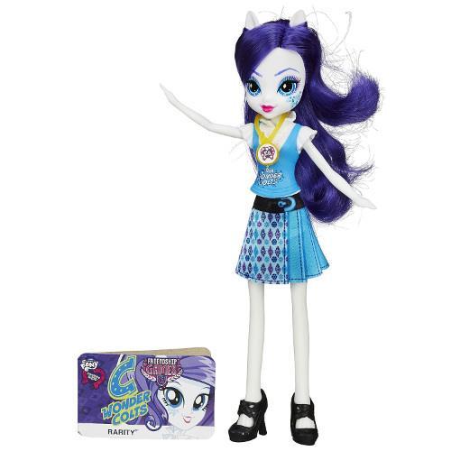 Figurina MLP Equestria Girls Friendship Games - Rarity