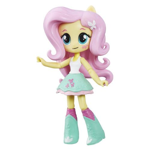Figurina MLP Equestria Girls Minis - Fluttershy