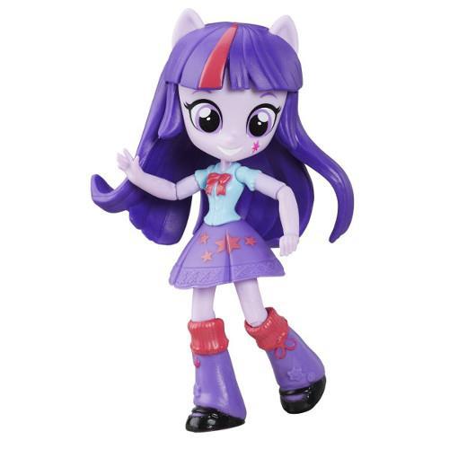 Figurina MLP Equestria Girls Minis - Twilight Sparkle