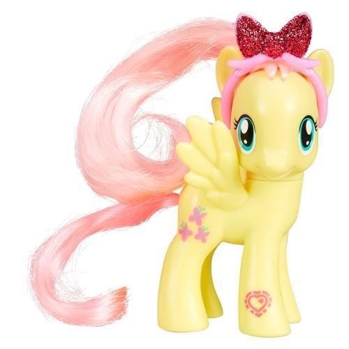 Figurina My Little Pony Explore Equestria Fluttershy
