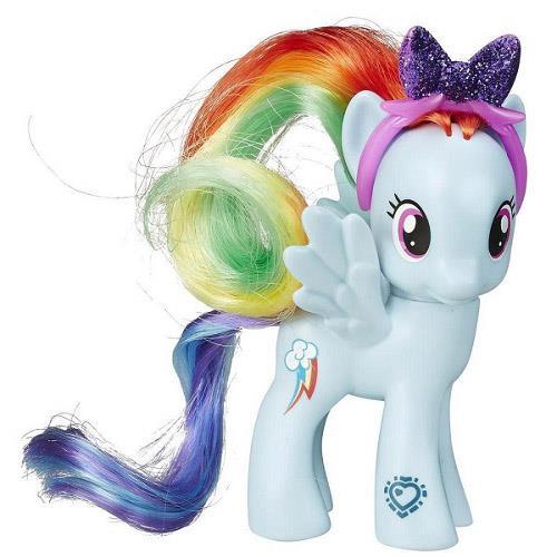 Figurina My Little Pony Explore Equestria Rainbow Dash