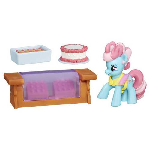 Figurina My Little Pony Mrs. Dazzle Cake