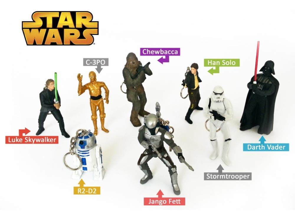 Figurine Star Wars 1