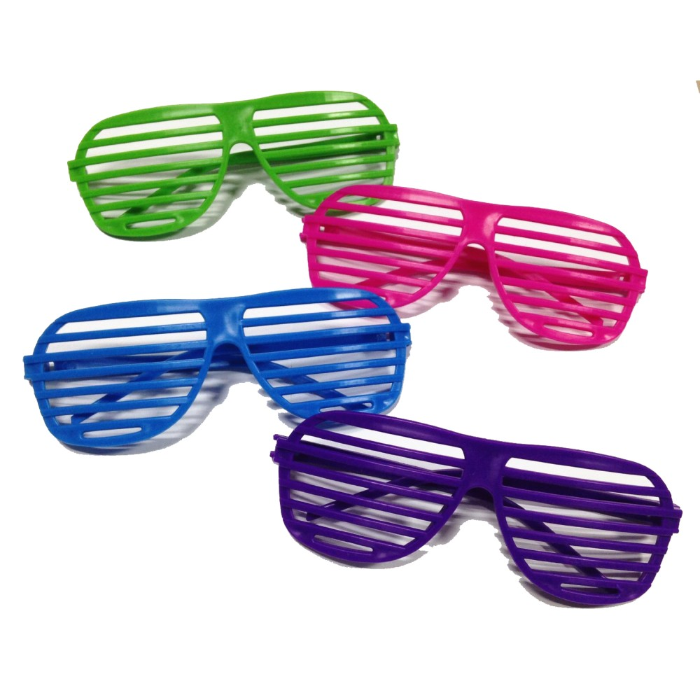Funny Glasses - Ochelari haiosi de petrecere cu dungi, Radar SMFIT.014, 1 buc