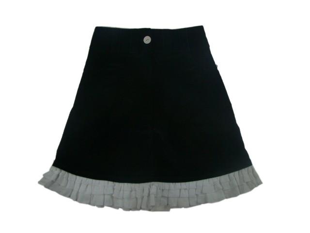 Fusta neagra fete (Masura 122 (6-7 ani))