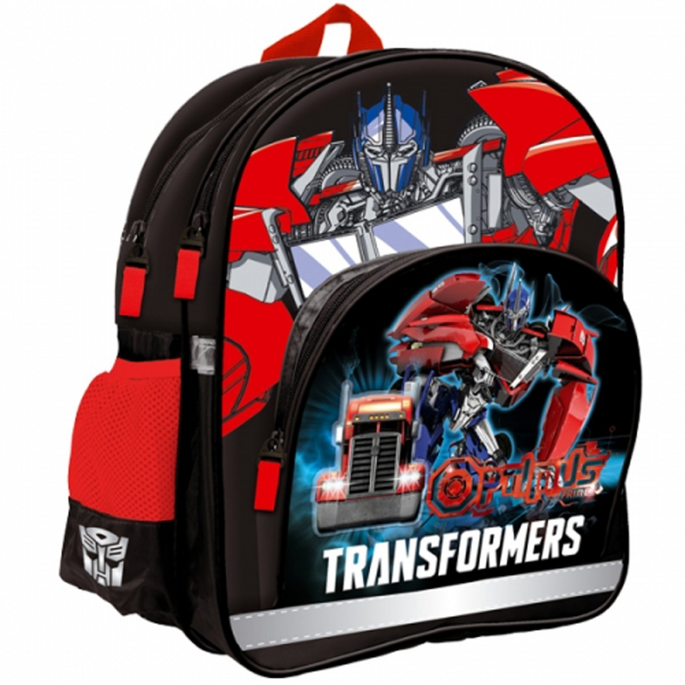 Ghiozdan Ergonomic Transformers Optimus Prime