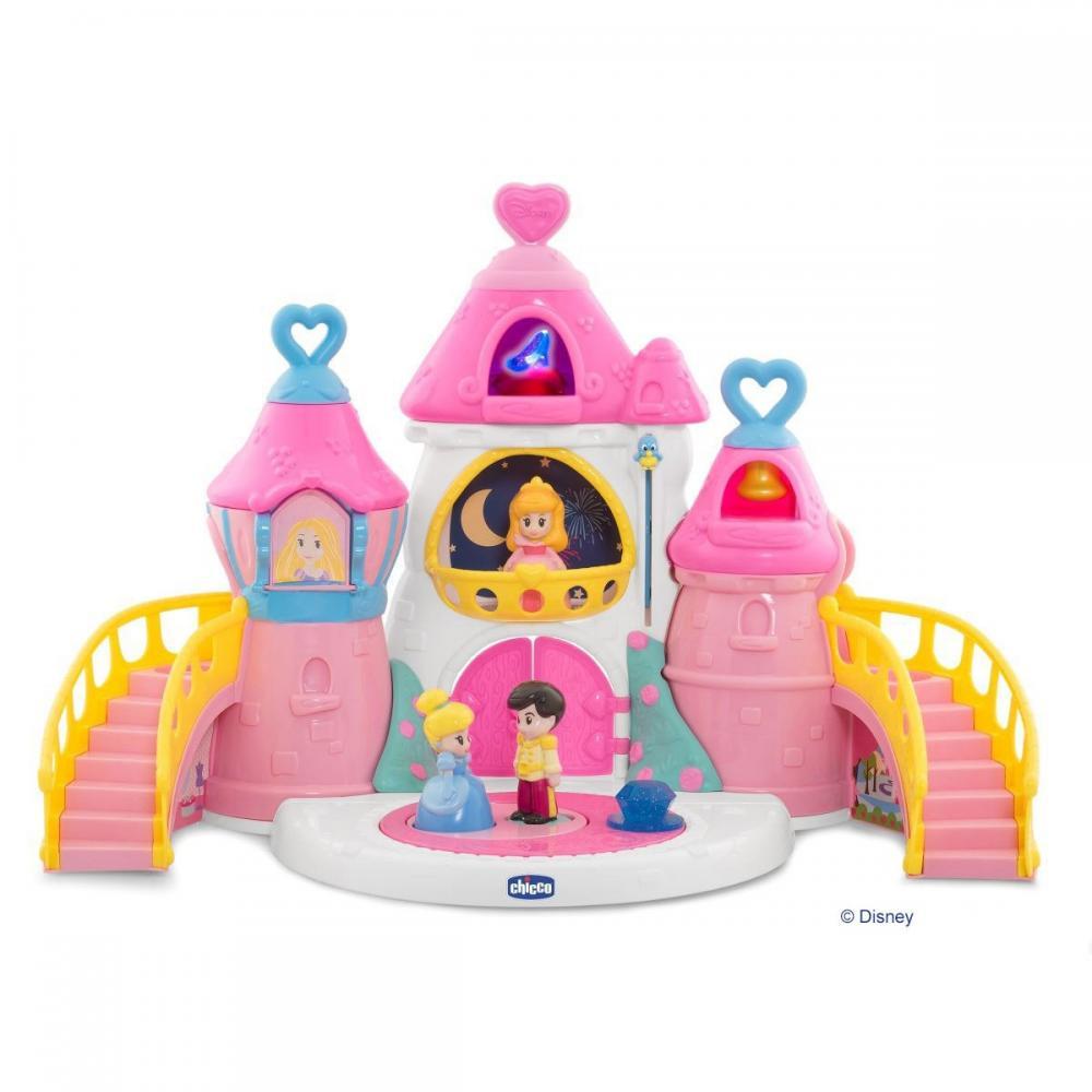 Jucarie Chicco Disney Castelul magic al printesei 18 luni+