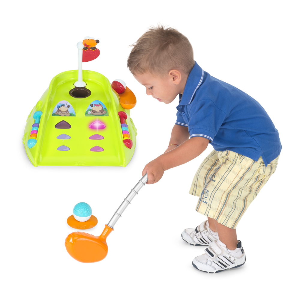 Jucarie Chicco Mini Golf, 2-5ani