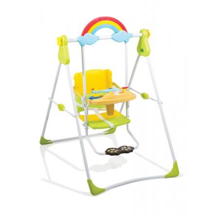 Leagan copii Fun and Play Deuluxe Green