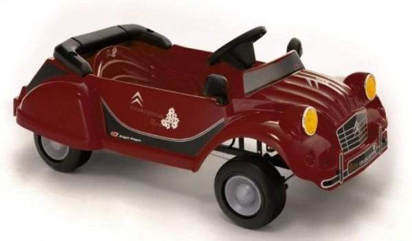 Masinuta cu pedale copii ToysToys Citroen Charleston 2CV rosu