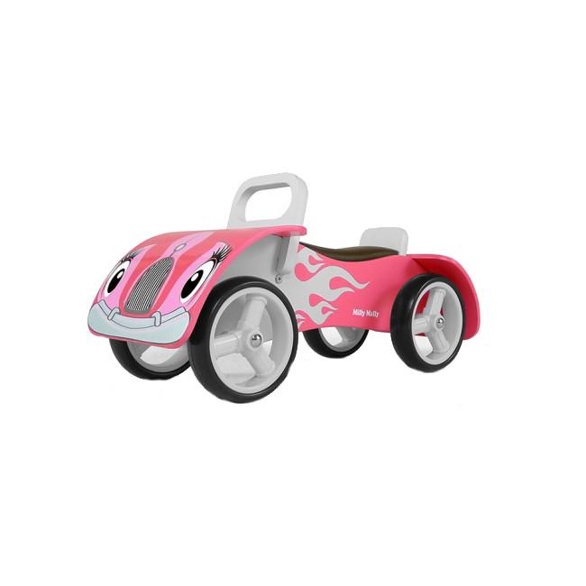 Masinuta pentru fetite Junior Pink