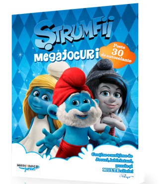 Megajocuri cu Strumfii