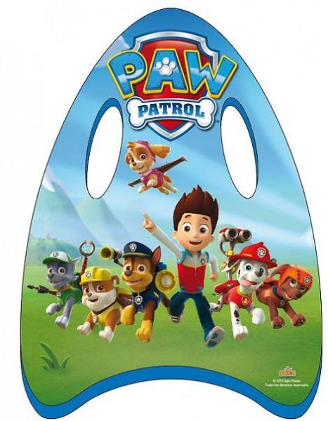 Mini placa pentru inot 45 cm Saica Paw Patrol pentru copii din spuma
