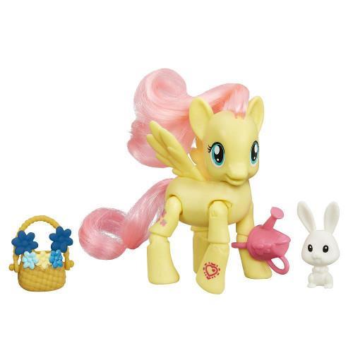 My Little Pony - Fluttershy cu Flori