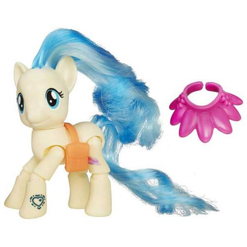 My Little Pony - Set Ponei Miss Pommel Prezentarea de Moda