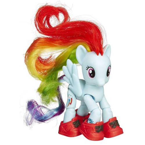 My Little Pony - Set Ponei Rainbow Dash Turista