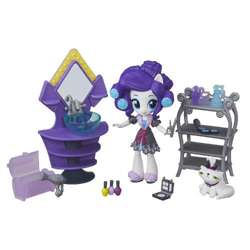 My Little Pony Equestria Girls - Camera de Infrumusetare a lui Rarity
