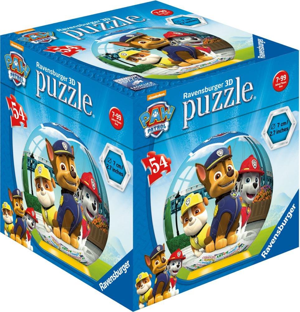 Puzzle 3D Paw Patrol 54 Piese