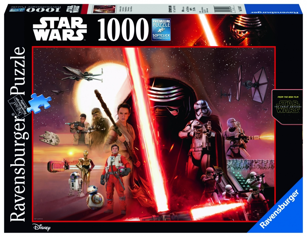 Puzzle Star Wars Ep. VII 1000 Piese