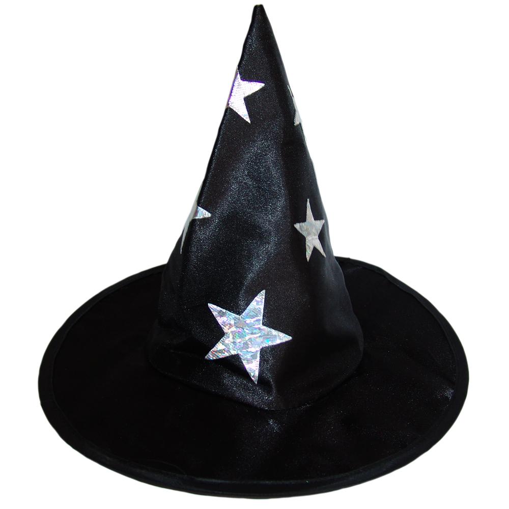 Palarie Neagra de Magician pentru copii, Amscan RM257445