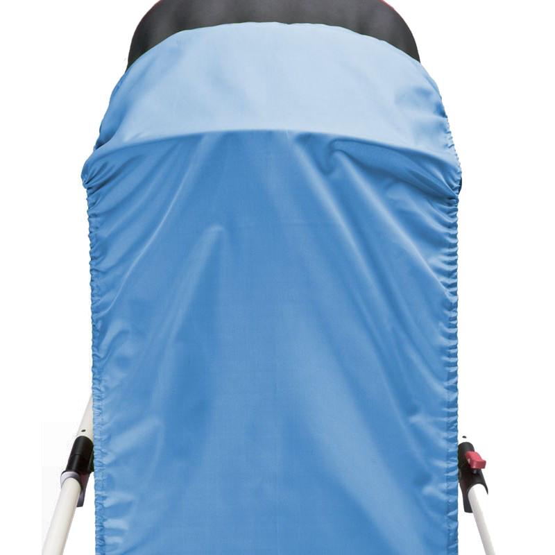 CARETERO Parasolar pentru landou Blue