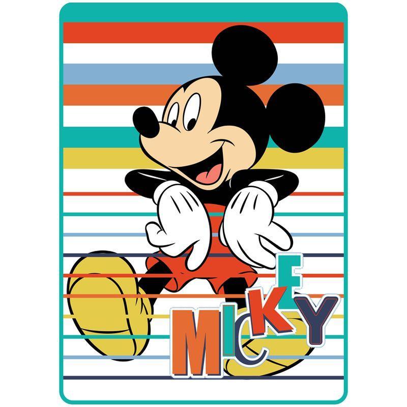 Patura acrilic Mickey