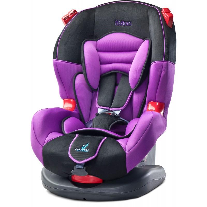 Scaun auto Caretero Ibiza 9-25 Kg Purple