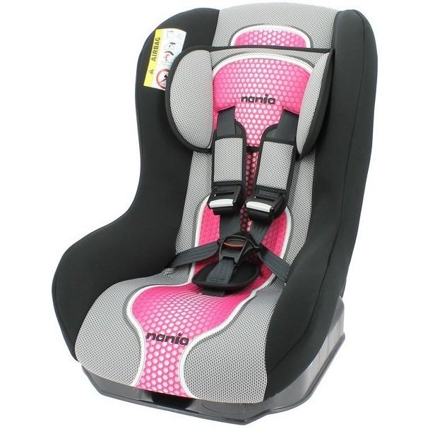 Scaun Auto Maxim Pop Pink 0-18 Kg. Nania