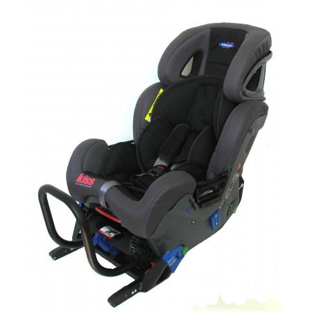 Scaun auto bebelusi cu isofix Kiss 2