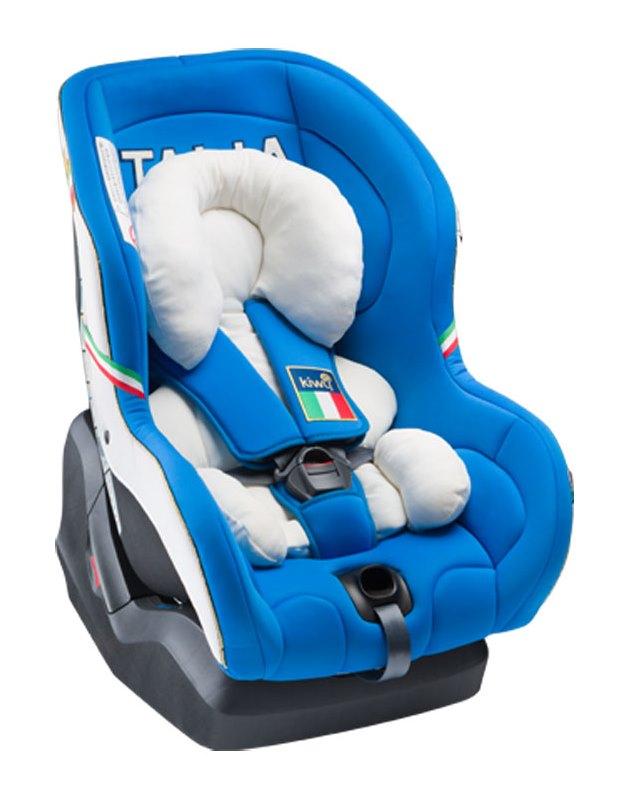 Scaun auto cu isofix SF01 Italia 0-18 kg Kiwy
