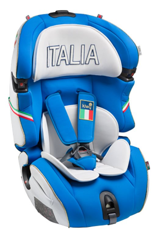 Scaun auto cu isofix SLF123 Q-FIX Italia 9-36 kg Kiwy