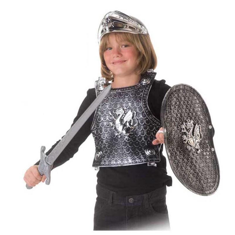 Set accesorii Armura Viteazului Cavaler
