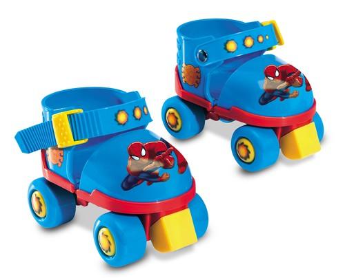Set role cu genunchere si cotiere Spiderman