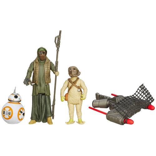 Star Wars - Figurine Desert Mission BB-8 si Unkars Thug