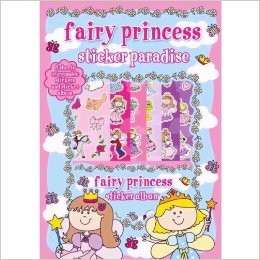 Sticker Paradise Fairy Princess