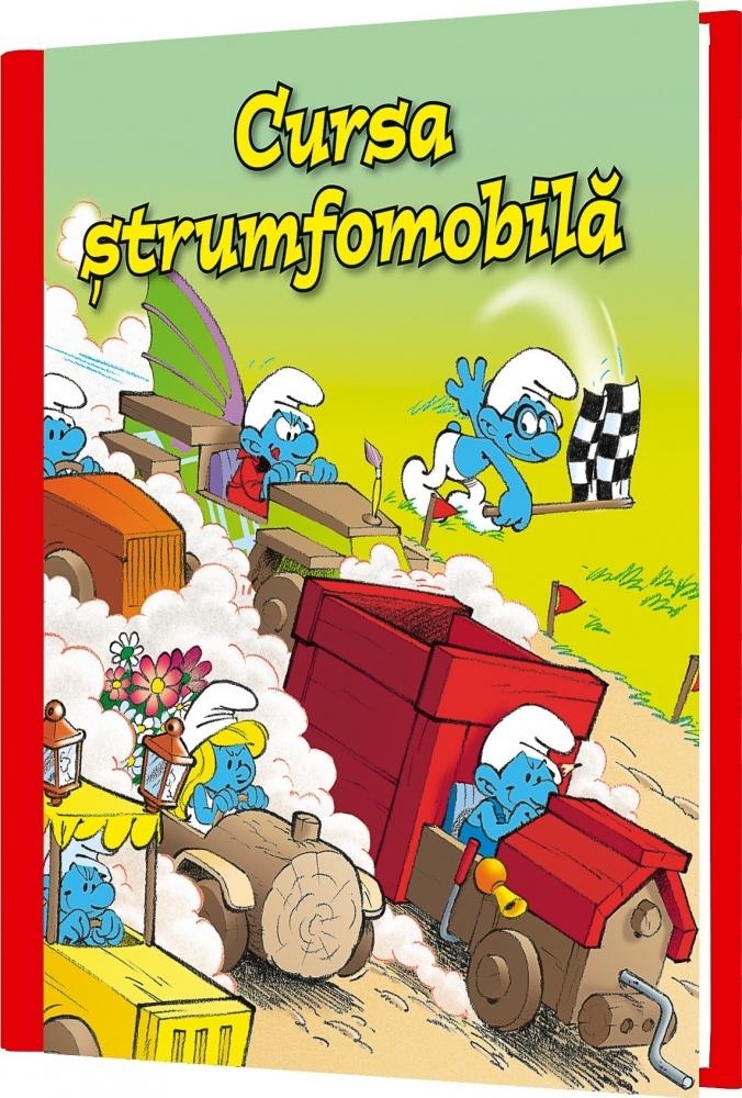 Strumfii – Cursa strumfomobila. Globurile de cristal