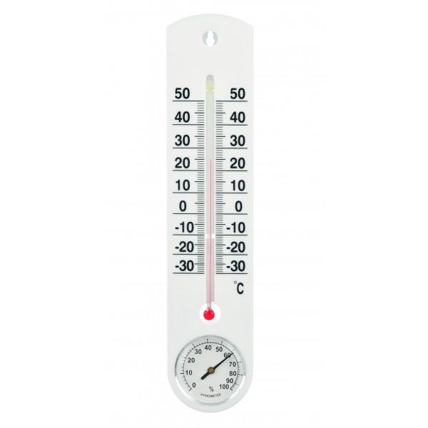 Termometru cu higrometru Minut  Temp blister