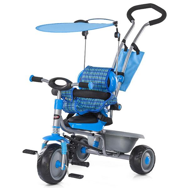 Tricicleta Chipolino Criss Cross blue 2014