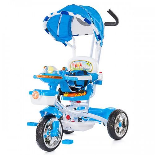 Tricicleta Chipolino Friends Blue White 2014