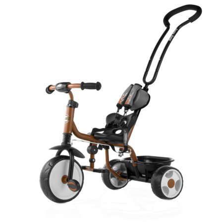 Tricicleta pentru copii Boby Brown