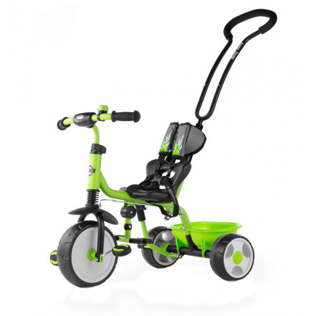 Tricicleta pentru copii Boby Green
