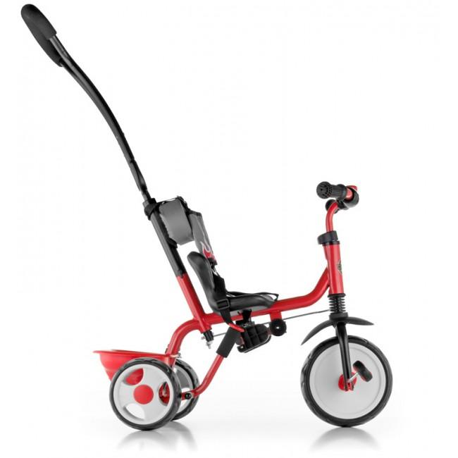 Tricicleta pentru copii Boby Red
