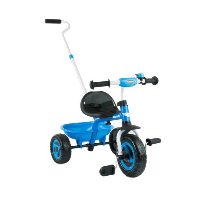 Tricicleta pentru copii Turbo Blue