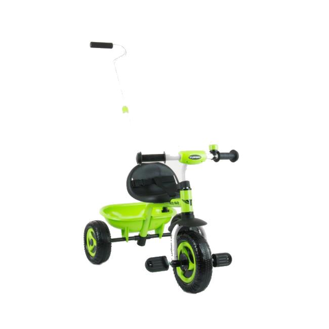 Tricicleta pentru copii Turbo Green