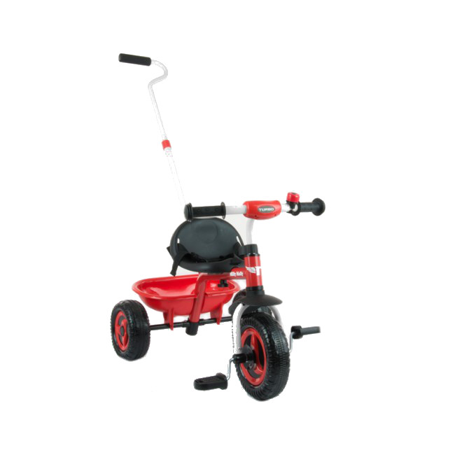 Tricicleta pentru copii Turbo Red