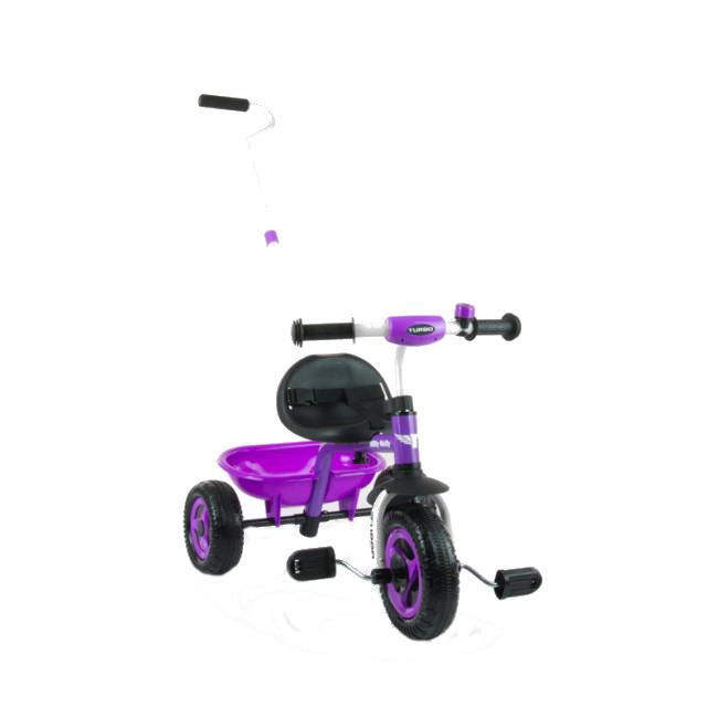 Tricicleta Pentru Copii Turbo Violet