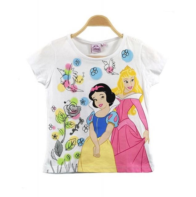 Tricou cu printese (Masura 122 (6-7 ani))