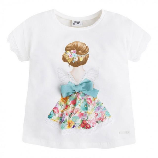Tricou fete Mayoral (Masura 110 (4-5 ani))