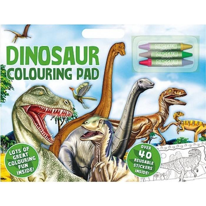 Trusa Artist Dinosaur