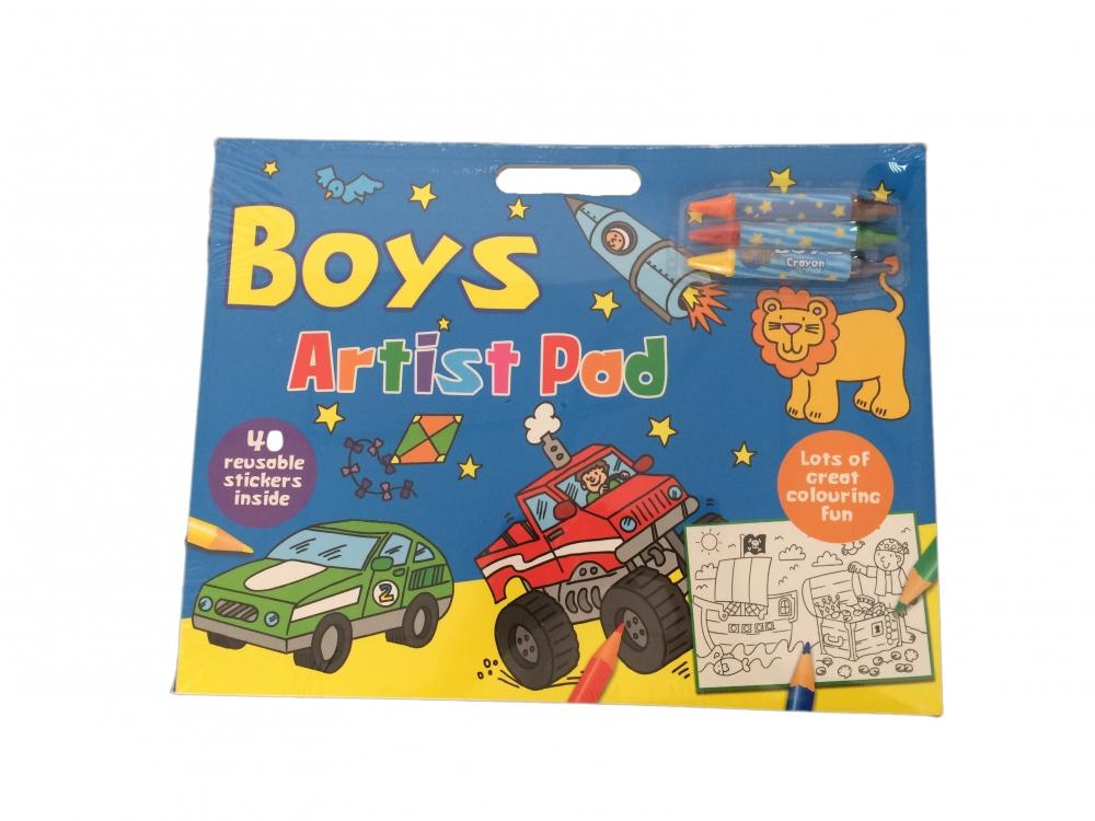 Trusa artist pentru baieti